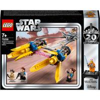LEGO Star Wars 20th Anniversary Edition Anakin's Podracer - 75258 - Lego Gifts