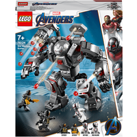 LEGO Marvel Avengers Endgame War Machine Buster - 76124