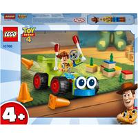 LEGO Disney Pixar Toy Story 4 Woody's Vehicle - 10766 - Lego Gifts
