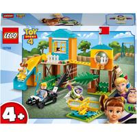 LEGO Disney Pixar Toy Story 4 Buzz and Bo Peep Playground Adventures - 10768 - Lego Gifts