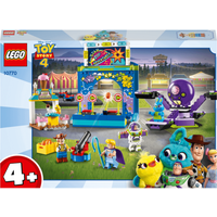 LEGO Disney Pixar Toy Story 4 Buzz and Woody's Carnival Mania!- 10770 - Lego Gifts