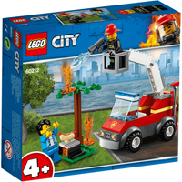 LEGO City Barbecue Burn Out - 60212 - Barbecue Gifts