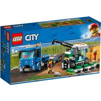 LEGO City Harvester Transport - 60223