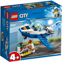 LEGO City Sky Police Jet Patrol - 60206
