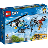 LEGO City Sky Police Drone Chase - 60207 - Drone Gifts