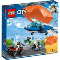 LEGO City Sky Police Parachute Arrest - 60208