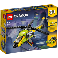 LEGO Creator Helicopter Adventure - 31092 - Helicopter Gifts