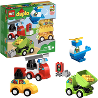 LEGO Duplo My First Car Creations - 10886 - Duplo Gifts