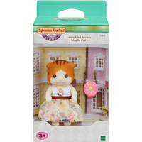 Sylvanian Families Town Girl Series - Maple Cat - Sylvanian Families Gifts