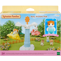Sylvanian Families Baby Airplane Ride - Sylvanian Families Gifts