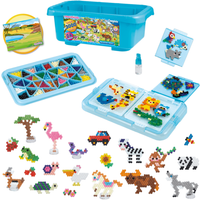 Aquabeads Box of Fun - Safari - Fun Gifts