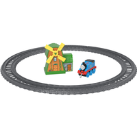 Fisher-Price Thomas & Friends TrackMaster - Thomas & The Windmill Metal Train Engine Playset - Thomas And Friends Gifts