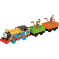 Fisher-Price Thomas & Friends TrackMaster - Monkey Mania Thomas and Carriages - Thomas And Friends Gifts