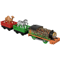 Fisher-Price Thomas & Friends TrackMaster - Animal Party Percy and Carriages - Thomas And Friends Gifts