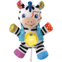 VTech Lights and Stripes Zebra - Zebra Gifts