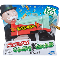 Monopoly Cash Grab Game - Monopoly Gifts