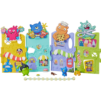 Ugly Dolls - Uglyville Unfolded Main Street Playset - Dolls Gifts