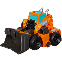 Playskool Heroes Transformers Rescue Bots Academy 15cm - Wedge The Construction-Bot