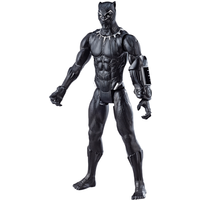 Marvel Avengers Endgame Power FX: Titan Hero 30cm Figure - Black Panther