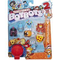 Transformers BotBots Team 8 Pack - Transformers Gifts