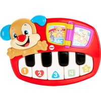 Fisher-Price Laugh and Learn Puppy's Piano - Laugh Gifts