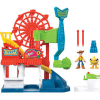 Fisher-Price Imaginext Disney Pixar Toy Story 4 - Carnival Playset - Fisher Price Gifts