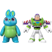 Fisher-Price Imaginext Disney Pixar Toy Story 4 - Bunny and Buzz
