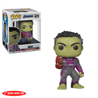 Funko Pop! Marvel: Avengers Endgame - 15cm Hulk with Gauntlet