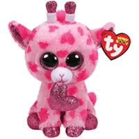 Ty Beanie Boo 15cm Soft Toy - Sweetums the Giraffe - Giraffe Gifts