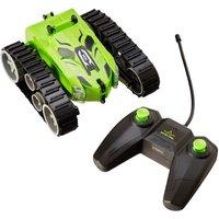 Remote Control Stunt Tank - Green - Remote Control Gifts