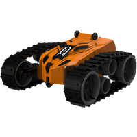 Remote Control Stunt Tank - Orange - Remote Control Gifts