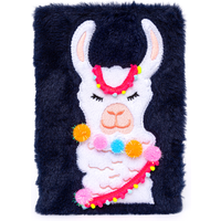 Ka-Wazie Llama Fluffy Notebook - The Entertainer Gifts