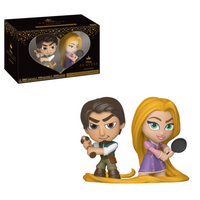 Funko Romance Series: Disney Princess - Rapunzel and Flynn - Romance Gifts