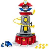 Paw Patrol Mighty Pups Mighty Lookout Tower - Paw Patrol Gifts