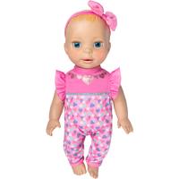 Luvabella Newborn Doll - Blonde Hair - Hair Gifts