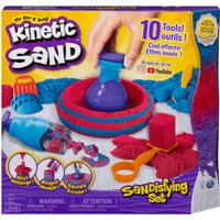 Kinetic Sand Sandisfying Playset