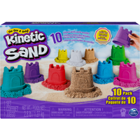 Kinetic Sand 10 Colour Pack