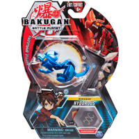 Bakugan 5cm Tall Action Figure and Trading Card - Hydorous - Bakugan Gifts