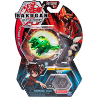 Bakugan 5cm Tall Action Figure and Trading Card - Trox - Bakugan Gifts