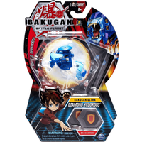 Bakugan 8cm Ultra Action Figure and Trading Card - Diamond Hydorous - Bakugan Gifts