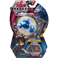 Bakugan 8cm Ultra Action Figure and Trading Card - Hydorous - Bakugan Gifts