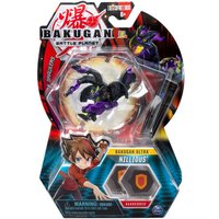 Bakugan 8cm Ultra Action Figure and Trading Card - Nillious
