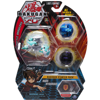 Bakugan Starter 3 Pack Action Figure - Hoas Hydorous - Bakugan Gifts