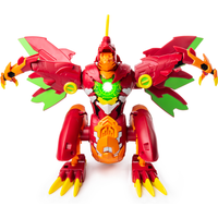 Bakugan 20cm Interactive Transforming Figure - Dragonoid Maximus - Bakugan Gifts