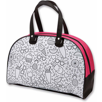 Out To Impress Colour Your Own Sleepover Bag - Colour Gifts
