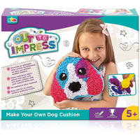 Out To Impress Make Your Own Cushion - Dog - Make Your Own Gifts