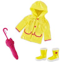 B Friends Deluxe Rainy Day Outfit