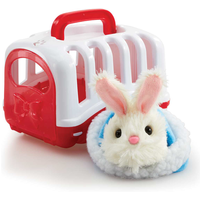 Pitter Patter Pets Carry Around Bunny - White - Pets Gifts