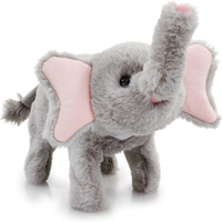 Pitter Patter Pets Stroll Along Baby Elephant - Pets Gifts