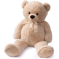 Snuggle Buddies 100cm Teddy - George
